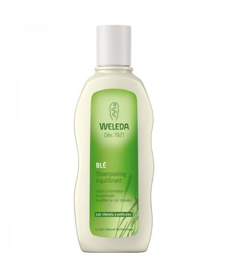 Weleda - Shampoing équilibrant au blé BIO - 190 ml