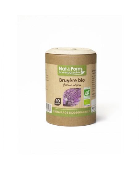 Nat & Form - Bruyère Bio - 90 gélules