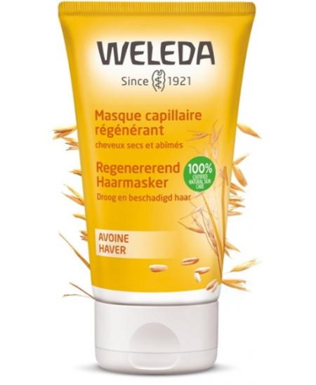 Weleda - Masque capillaire régénérant à l'avoine BIO - 150 ml