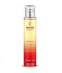 Weleda - Eau naturelle parfumée : Jardin de Vie Grenade - 50 ml