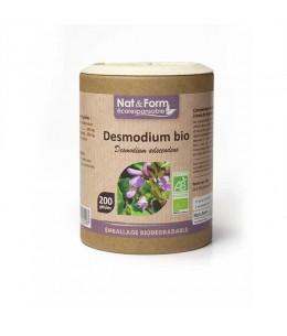 Nat & Form - Desmodium Bio - 200 gélules