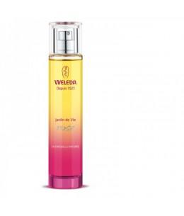 Weleda - Eau naturelle parfumée : Jardin de Vie Rose - 50 ml