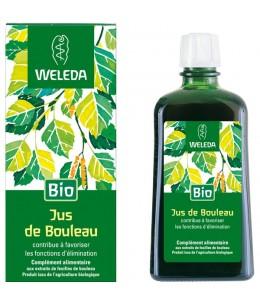 Weleda - Jus de Bouleau Bio - 200 ml