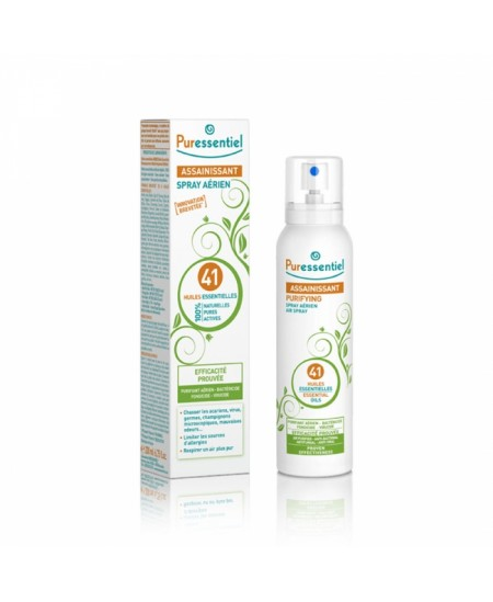 Puressentiel - Assainissant Spray Aérien - 200 Ml