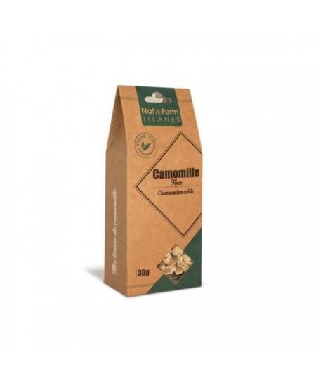 Nat & Form - Tisane Camomille Romaine - 30 g