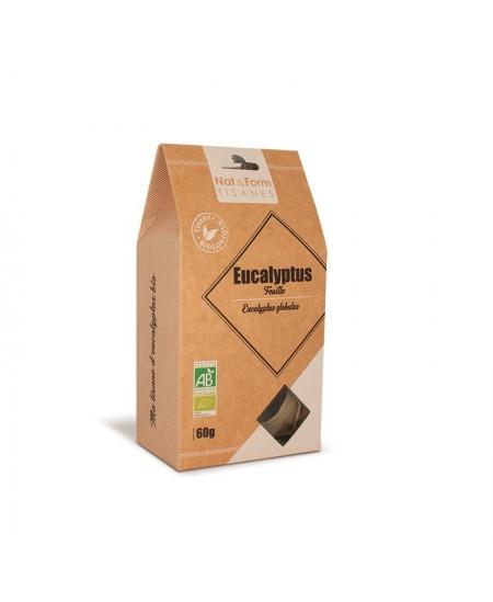 Nat & Form - Tisane Eucalyptus Bio - 60 g