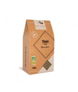 Nat & Form - Tisane Thym Fleur Bio - 100g