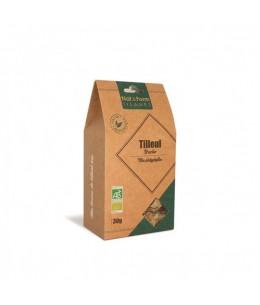 Nat & Form - Tisane Tilleul Bracte Bio - 30 g