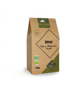 Nat & Form - Tisane Détox Bio - 100 g
