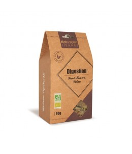 Nat & Form - Tisane Digestion Bio - 80 g