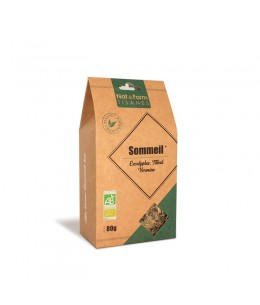 Nat & Form - Tisane Sommeil Bio - 80 g