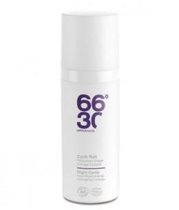 66 30 - Cycle Nuit Régénérant Visage Anti âge Complet homme - 50 ml