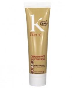 K Pour Karité - Crème coiffante maintien naturel  - 100 gr