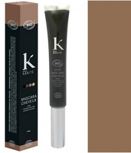 K Pour Karité - Mascara cheveux Couverture des cheveux blancs n°6 Blond Foncé  - 15 gr