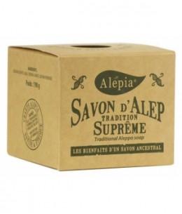 Alepia - Savon d'Alep tradition suprême - 190 gr