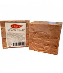 Alepia - Savon d'Alep filmé peaux délicates - 190 gr