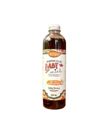 Alepia - Shampoing d'Alep au miel Babymiel - 250 ml