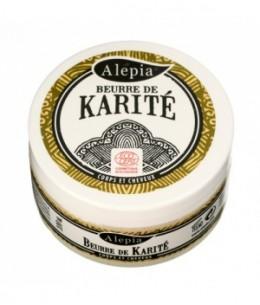 Alepia - Beurre de Karité raffiné Bio - 100 ml