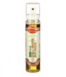 Alepia - Huile d'Amande douce vaporisateur - 100 ml