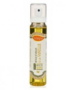 Alepia - Huile d'Argan Bio vaporisateur Vanille - 100 ml