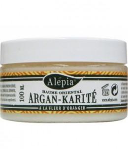 Alepia - Baume Oriental Argan et Fleur d'Oranger - 100 ml