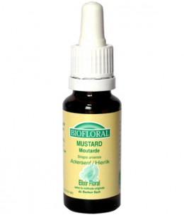 Biofloral - Elixir Mustard n° 21 Moutarde - 20 ml