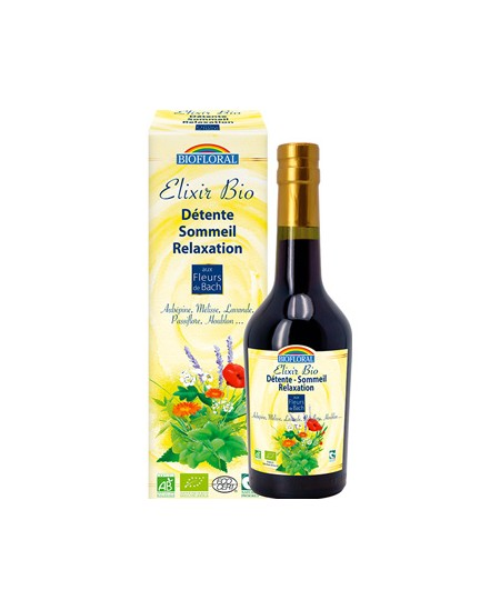Biofloral - Grand Elixir Détente Sommeil Relaxation - 375 ml