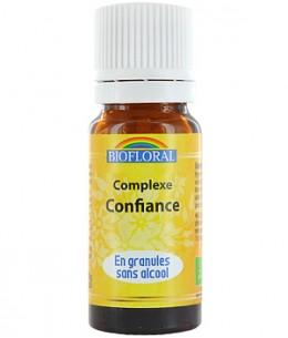 Biofloral - Complexe floral n°6 Confiance en granules sans alcool - 10 gr