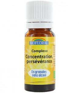Biofloral - Complexe floral n°13 Persévérance Concentration en granules sans alcool - 10 gr