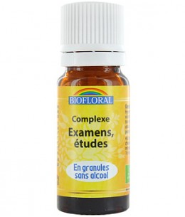 Biofloral - Complexe floral n°14 Examen Etude en granules sans alcool - 10 gr