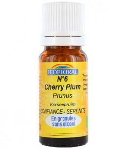 Biofloral - Elixir Prunus n°6 Cherry Plum en granules - 20 ml