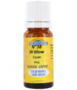Biofloral - Elixir Willow n°38 Saule en granules - 10 gr