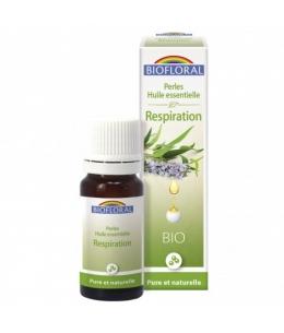 Biofloral - Perles d'huiles essentielles complexe Respiration - 20 ml