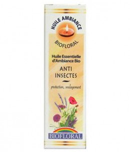 Biofloral - Huile d'ambiance Anti insectes - 10 ml