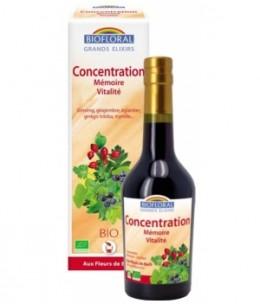 Biofloral - Grand Elixir Concentration Mémoire Vitalité - 375 ml