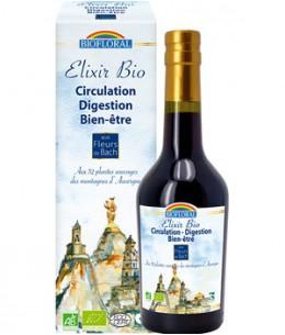Biofloral - Grand Elixir d'Auvergne Circulation Digestion Bien être - 375 ml