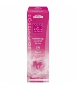 Biofloral - Crème visage jour et nuit à la Rose - 50 ml