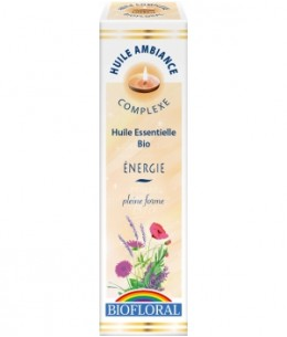 Biofloral - Huile d'ambiance Energie - 10 ml