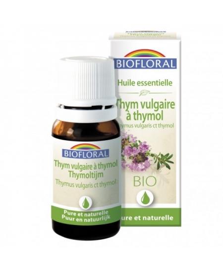 Biofloral - Thym Huile essentielle - 10 ml