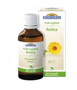 Biofloral - Huile végétale Bio d'Arnica - 50 ml