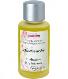 Biofloral - Huile végétale Bio de Bourrache - 50 ml