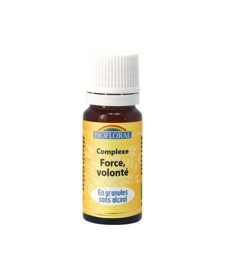 Biofloral - Complexe floral n°3 Force et volonté en spray - 20 ml