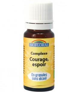 Biofloral - Complexe floral n°4 Courage et espoir en spray - 20 ml