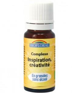 Biofloral - Complexe floral n°12 Inspiration et créativité en spray - 20 ml