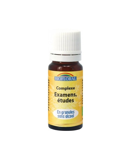 Biofloral - Complexe floral n°14 Examens et études en spray - 20 ml