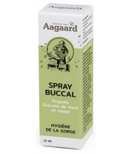 Aagaard - Spray buccal à la propolis - 15 ml