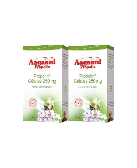 Aagaard - Propolis Propolin - Lot de 2 boîtes