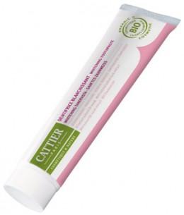 Cattier - Dentifrice blanchissant Eridène Gencives fragiles Tube - 75 ml