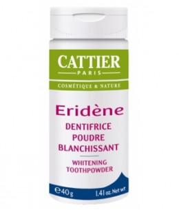 Cattier - Eridene Poudre Blanchissante naturelle - 40 gr