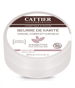 Cattier - Mini Beurre de karité bio - 20 gr